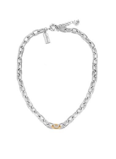 Alberto Guardiani Alberto Guardiani Ag00424Kly 26 Cm Detaylı Jewelery Kolye Renkli